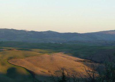 15 il Pratone Val d'Orcia