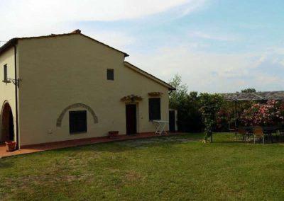 16 Castelvecchio Loggia met tuin