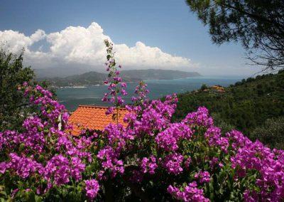16 Cinque Terre uitzicht