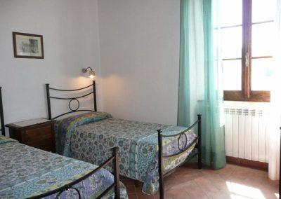 16 Valle del Sole Verde slaapkamer 2 x 1p