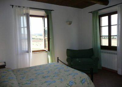17 Valle del Sole Verde slaapkamer 2p