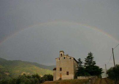 26 Villa Rota La Chiesina vlakbij het huis