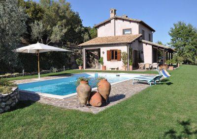 01 Villa Montagnola - Sabijnse Heuvels