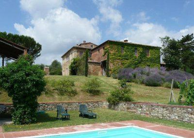 05 Montechiarone - omgeving Siena