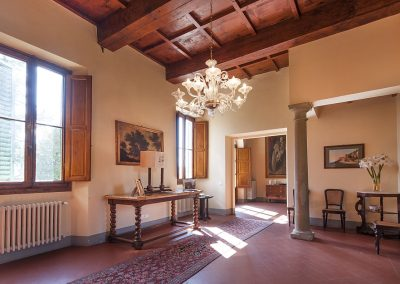 03.A Verlengde hal Villa