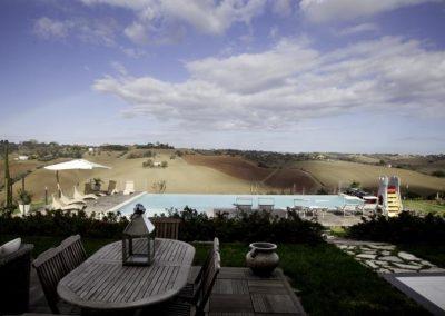06. Vanaf terras Villa di Seta