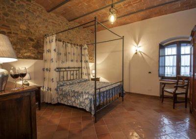 18 App 2 slaapkamer Agriturismo Silenzio