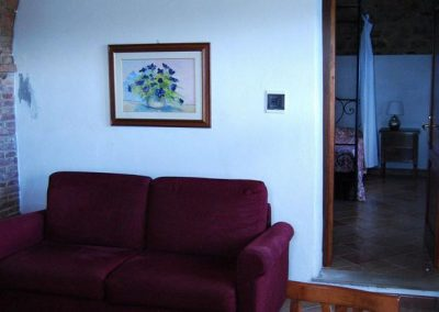 23 App 4 kijkje naar slaapkamer Agriturismo Silenzio