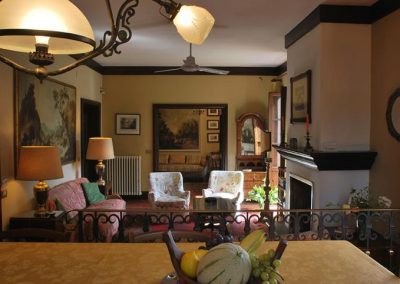 05. Doorkijk woonkamer - Villa Nonni