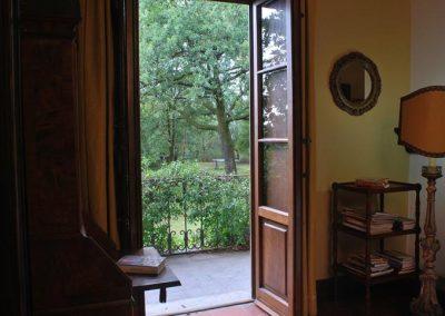 07. Kijkje naar de tuin - Villa Nonni