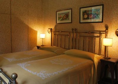 10. Slaapkamer 2x1 p beg gr - Villa Nonni