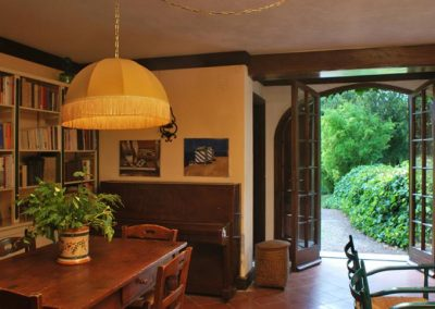 22. Basement woonkamer - Villa Nonni