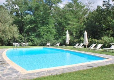 30. Zwembad - Villa Nonni