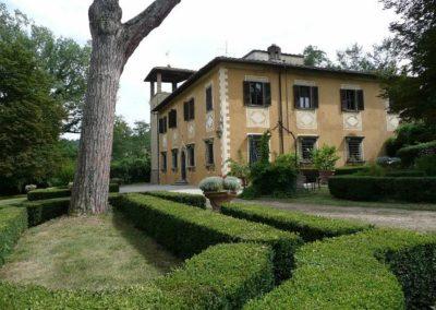 01 Villa Montazzi met tuin