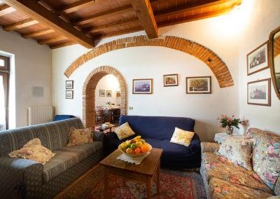04 Il Borgo Casale 1 woonkamer