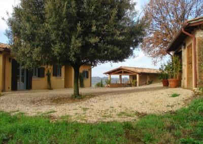 04 Villa Palombara Binneplaats