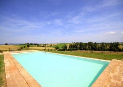 05 Il Borgo Cortona zwembad