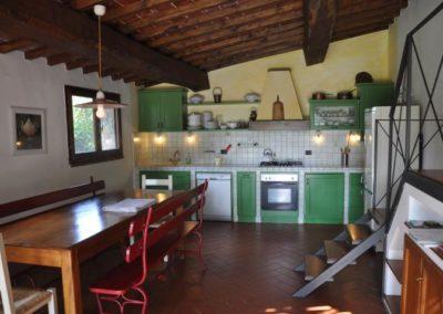 07 Tignano Keuken