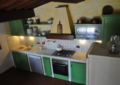 08 Tignano Keuken