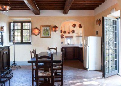08a Le Macine Margherite woonk en keuken