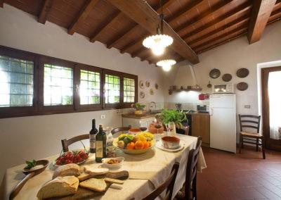 09 Il Borgo Casale 1 La cucina