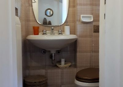 11 Cinqueterre badkamer beneden