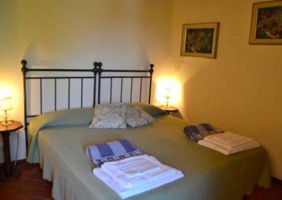 12 San Silvestro Leonardo slaapkamer 1x2p