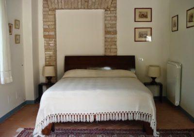 12 Villa Palombara Slaapkamer