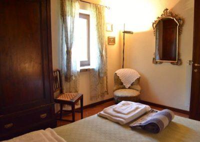 12a San Silvestro Leonardo slaapkamer 1x2p