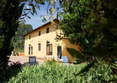 13 Il Borgo Casale 1 tuin