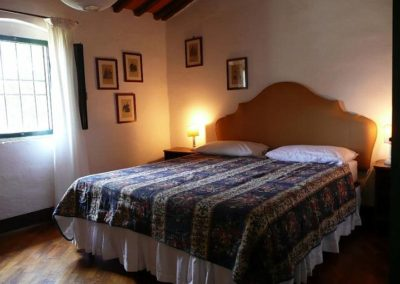 13 Masseto Leccio slaapkamer tweepersoons