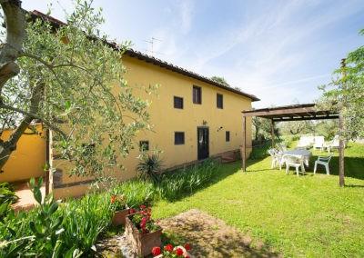 14 Il Borgo naar Casale 2