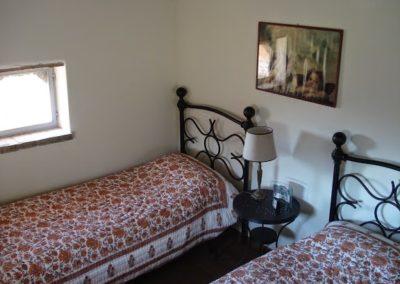 14 Villa Palombara Slaapkamer 2