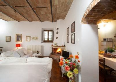 15 Il Borgo Casale 2 woonkamer