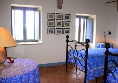 16 Villa Palombara Slaapkamer 4