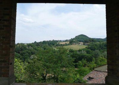 18 Montazzi uitzicht toren