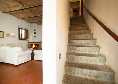 20 Il Borgo Csale 2 trappenhuis