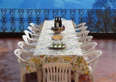 22 Lange avonden aan tafel