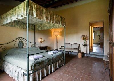 26 Le Macine Glicine slaapkamer 1