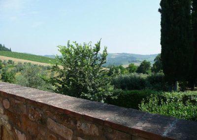26 Masseto Vittoria uitzicht boven