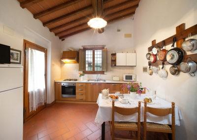 34 Il Borgo Torretta 2 woon- eetkeuken