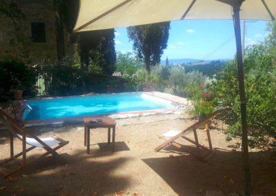 Privé zwembad villa Bosco 2