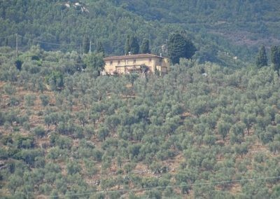 02A Villa Rota vanuit de verte