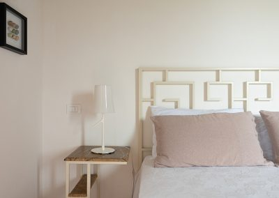 21. Bedroom double bed